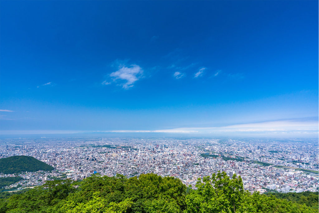 Mount Moiwa Sapporo Highlight Private Package Tour