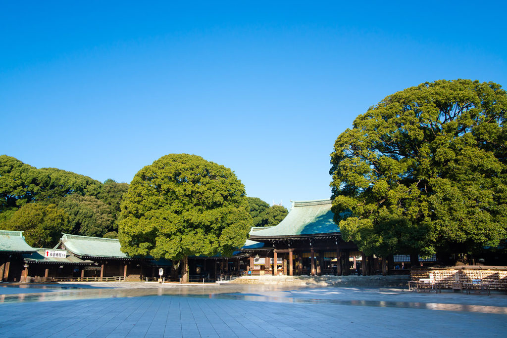 Meiji Shrine Tokyo Bachelorette Getaway Private Package Tour