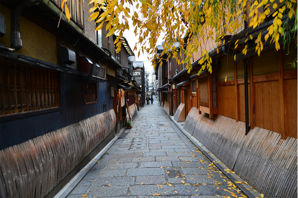 Gion Tofukuji Autumn in Kyoto Private Package Tour