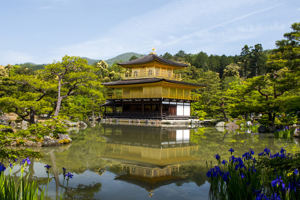 Kinkakuji Spring Private Package Tour