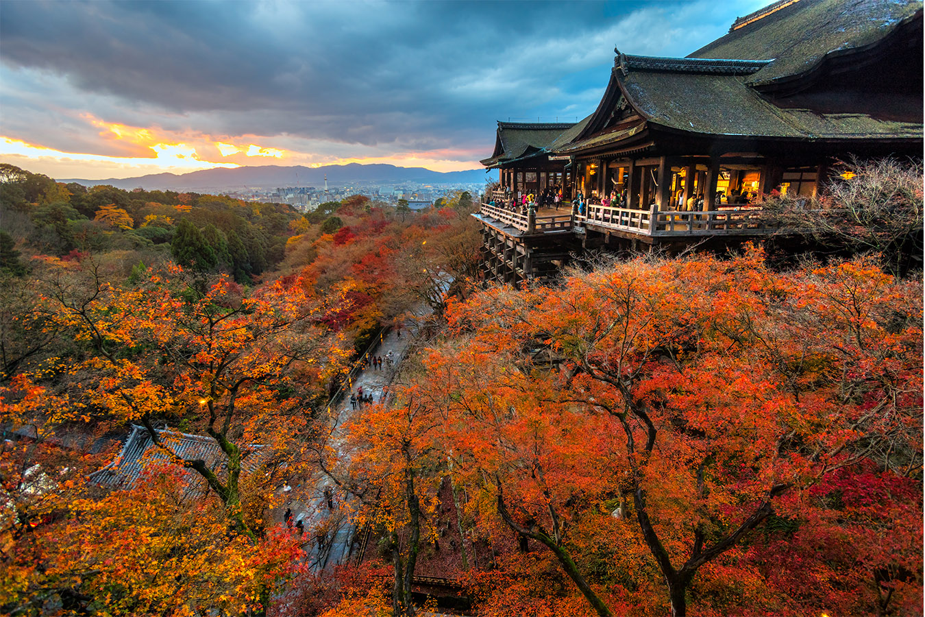 Autumn in Kyoto Private Package Tour