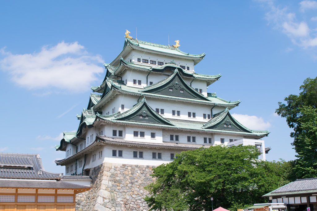Nagoya Castle Private Package Tour