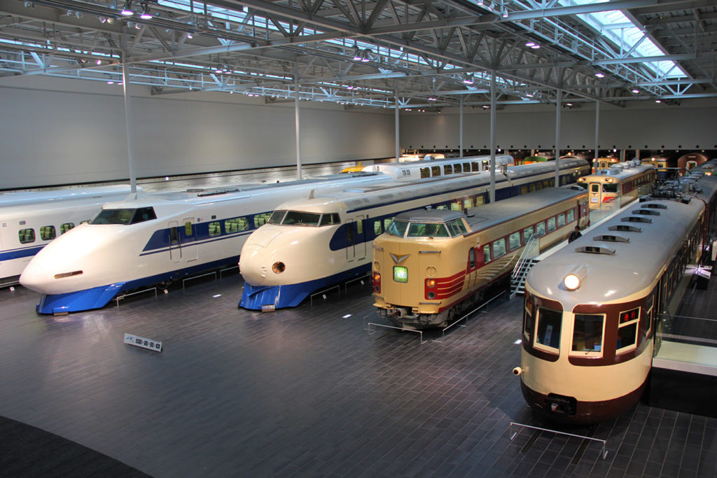 Nagoya Railway Park Private Package Tour