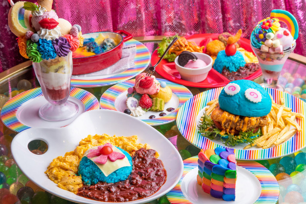 Kawaii Monster Cafe Pop Culture Tokyo Private Package Tour