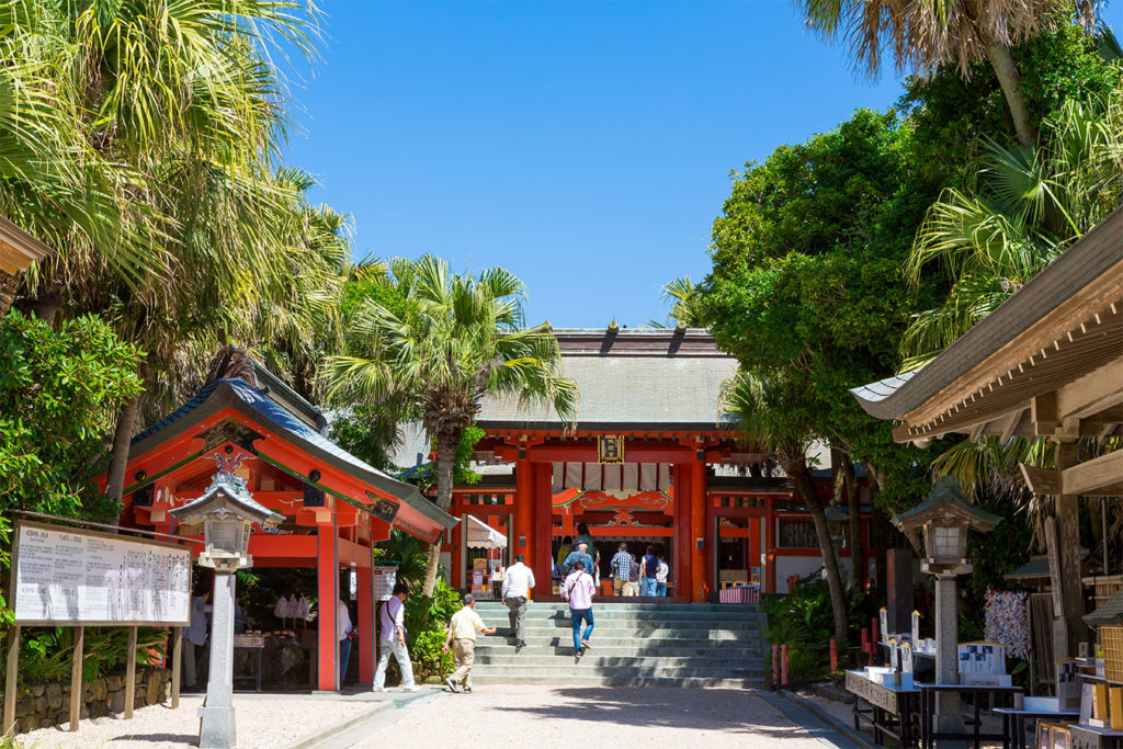 Aoshima Shrine Enjoy Miyazaki Private Package Tour
