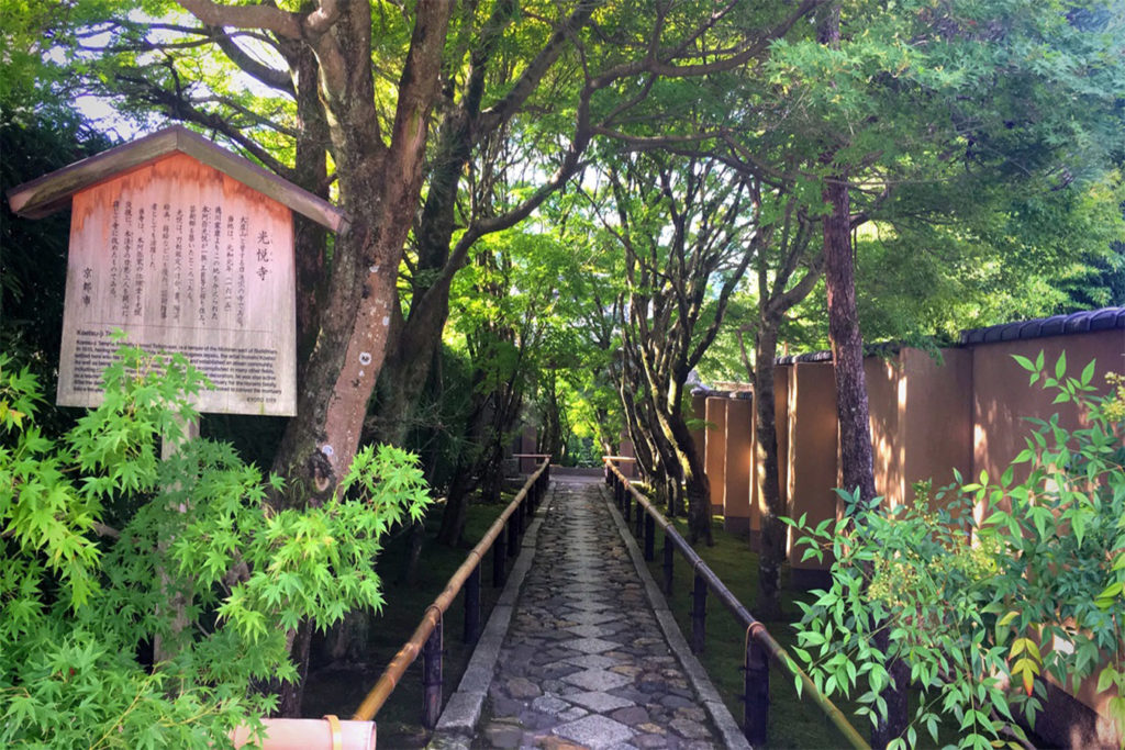 Koetsuji Temple Visit Cultural Places in Kyoto Private Package Tour