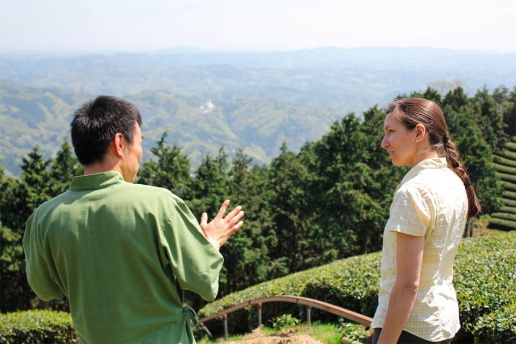 Private Tea Tour in Kyoto Private Package Tour