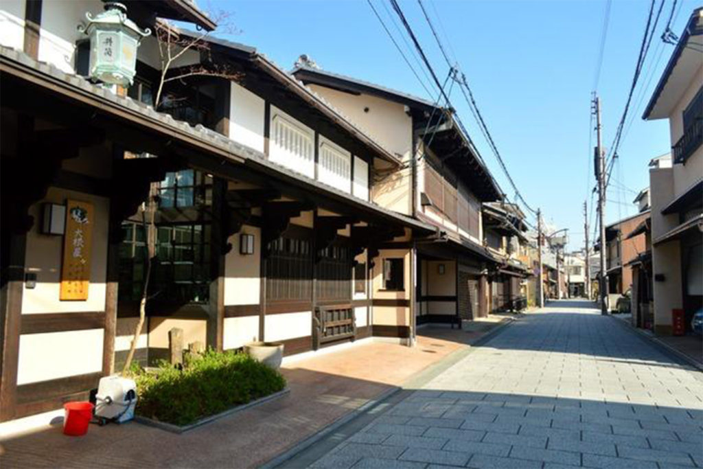 Nishijin weaving district Visit Cultural Places in Kyoto Private Package Tour