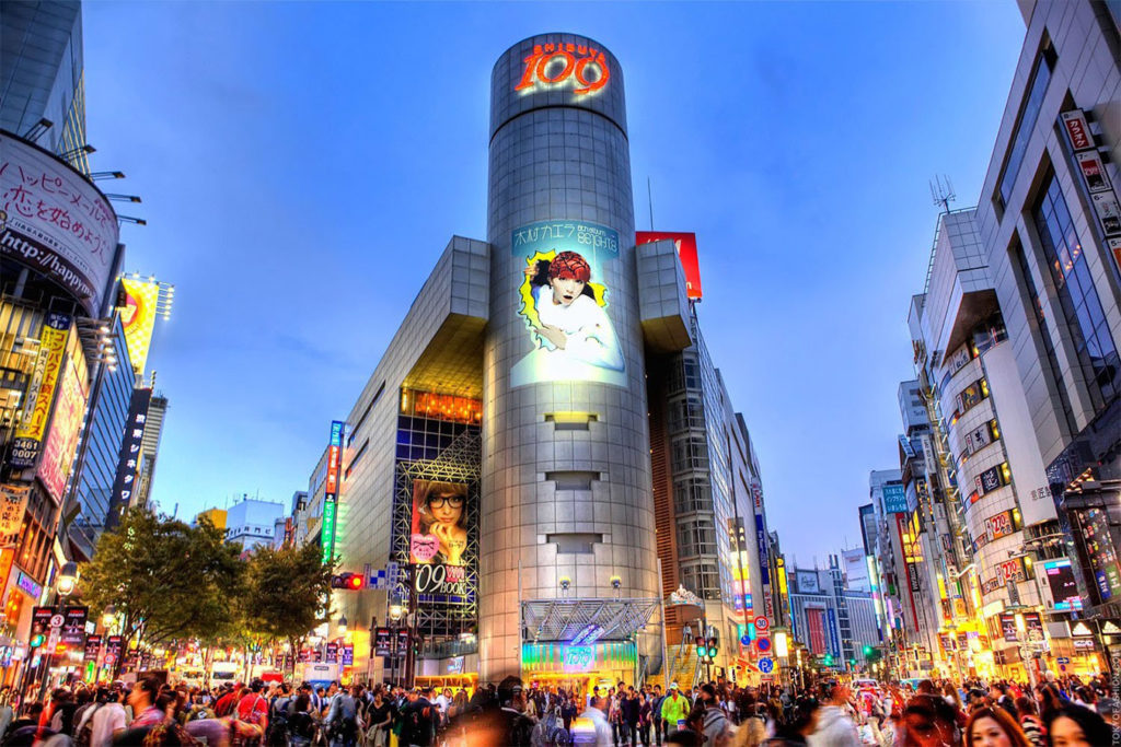 Shibuya 109 Pop Culture Tokyo Private Package Tour