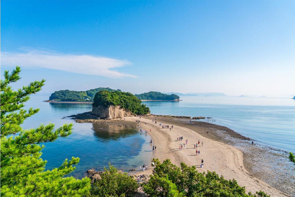 Angle Road Shodoshima Highlights Private Package Tour