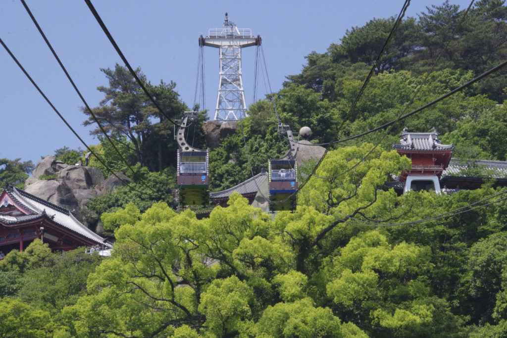 Onomichi Ropeway Day trip to Onomachi Private Package Tour