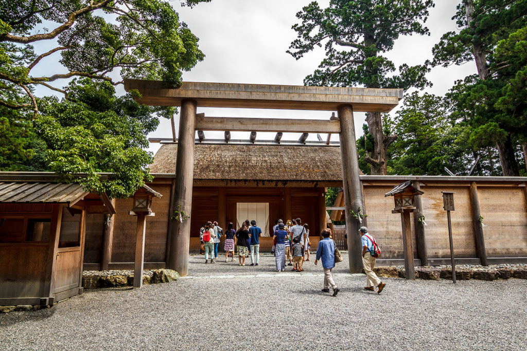 Ise Grand Shrine Private Package Tour