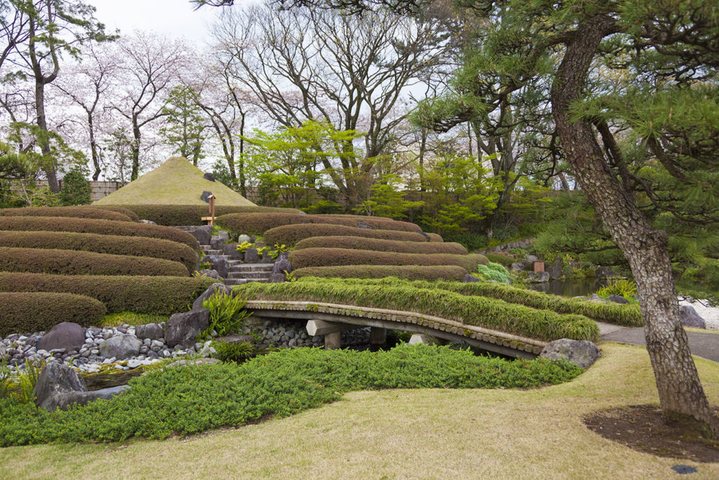 Sunpu Caste Park Momijiyama Garden Private Package Tour