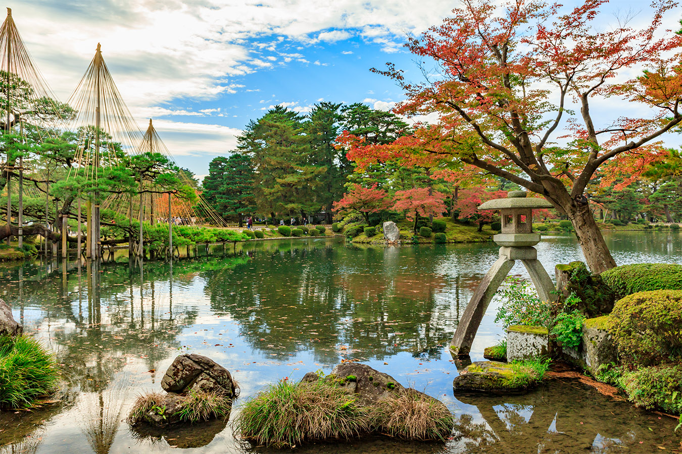 Autumn in Kanazawa Private Package Tour