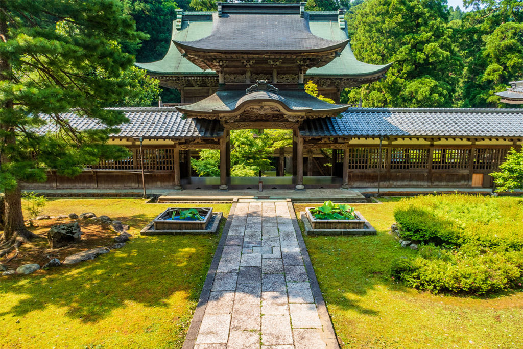 Eiheji Temple Fukui Highlights Private Package Tour