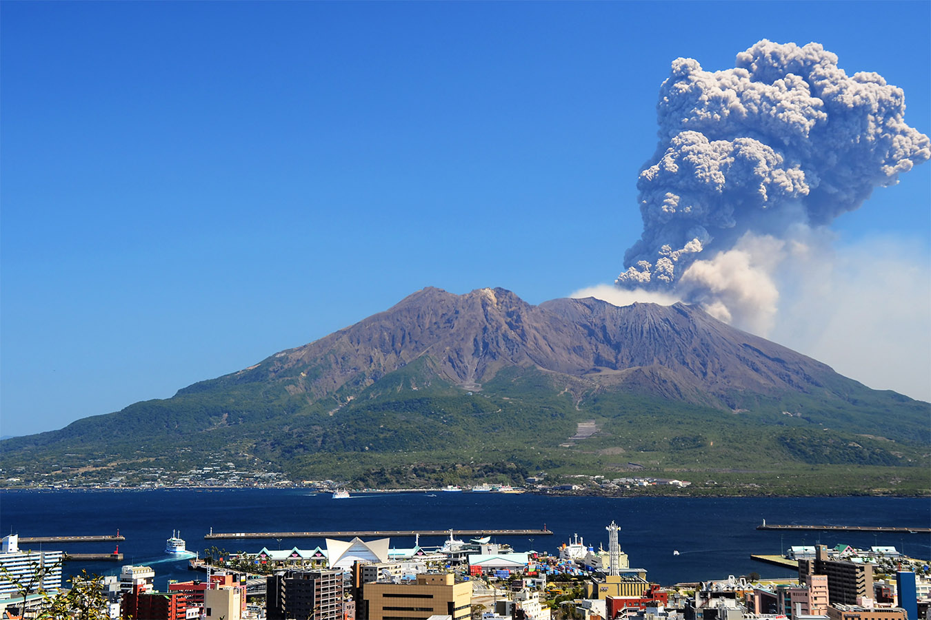 Day Tour in Kagoshima Private Package Tour