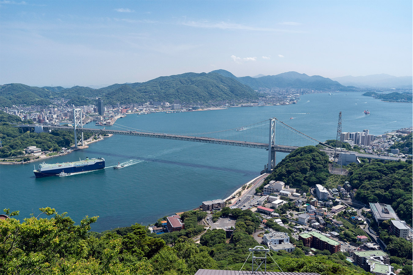 Discover Shimonoseki Private Package Tour
