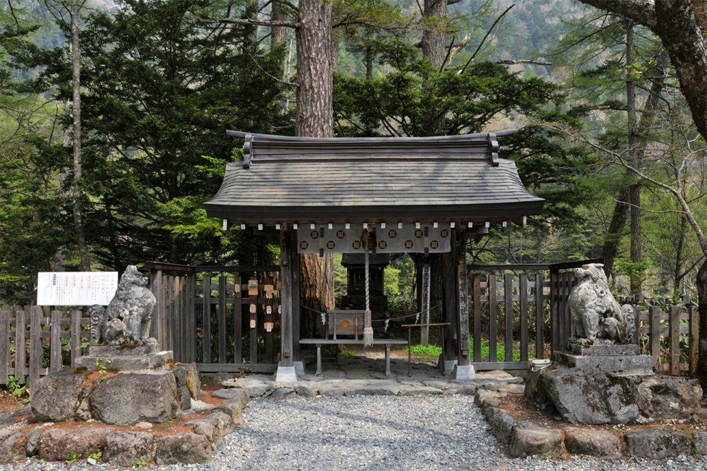 Hotaka Shrine Okumiya The Beauty of Kamikochi Private Package Tour