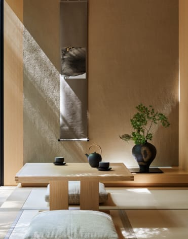 Aman Hotel Traditional Japanese style room