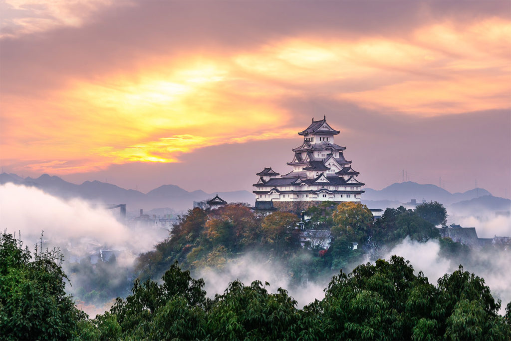 Discover Himeji Castle Private Package Tour