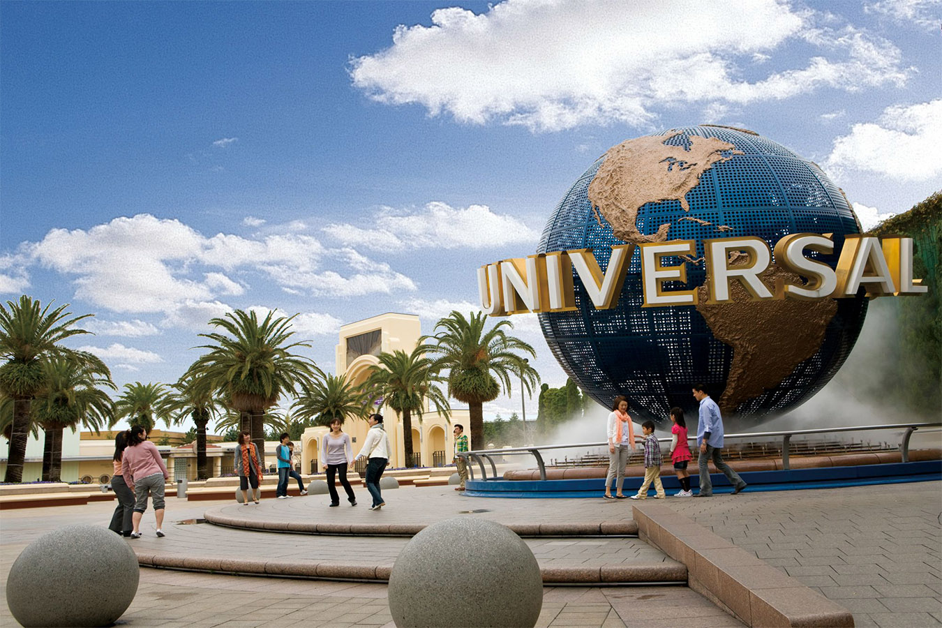 Universal Studio Japan Private Package Tour