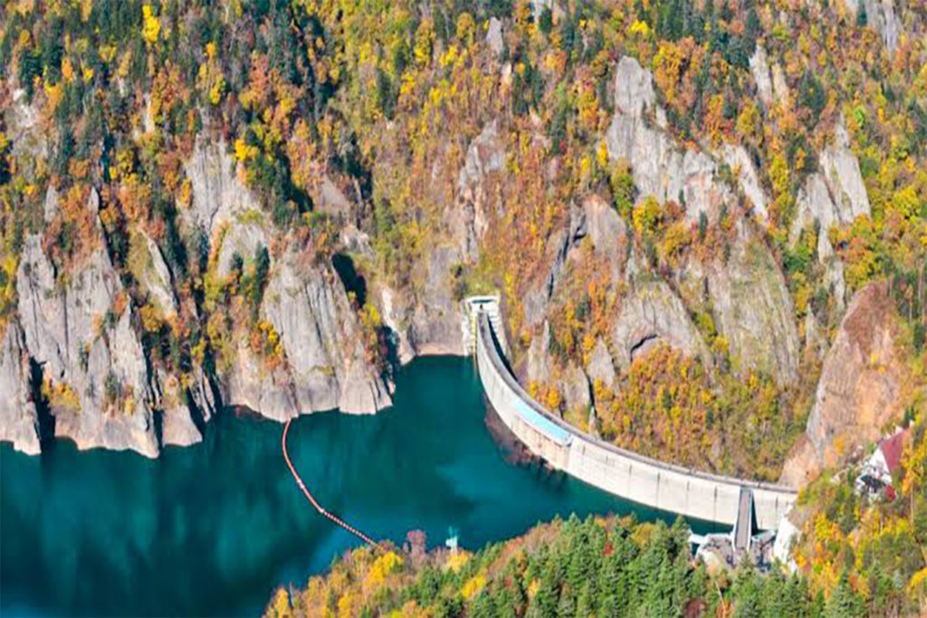 Hoheikyo Dam A Short Getaway from Sapporo Private Package Tour