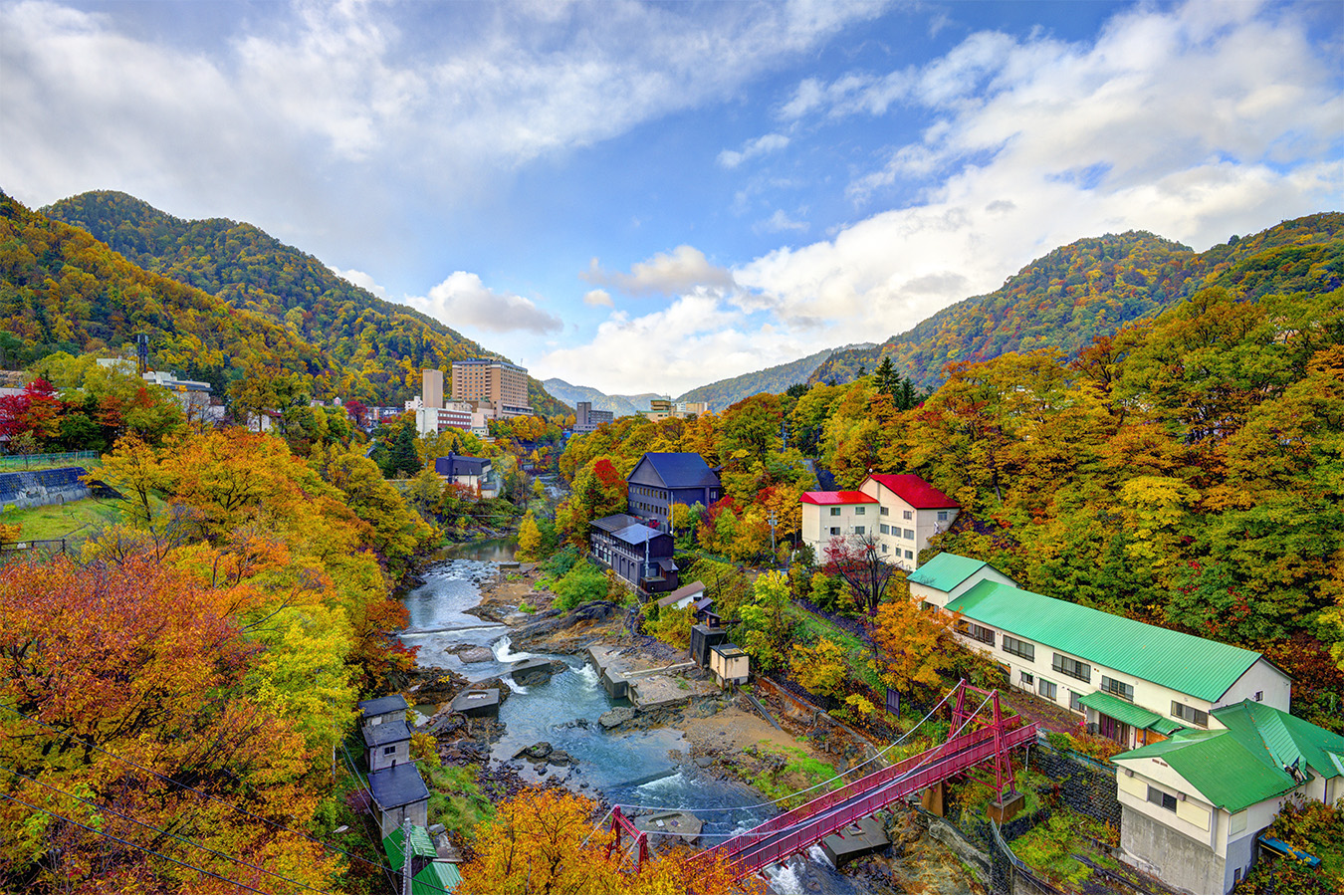 A Short Getaway from Sapporo Private Package Tour